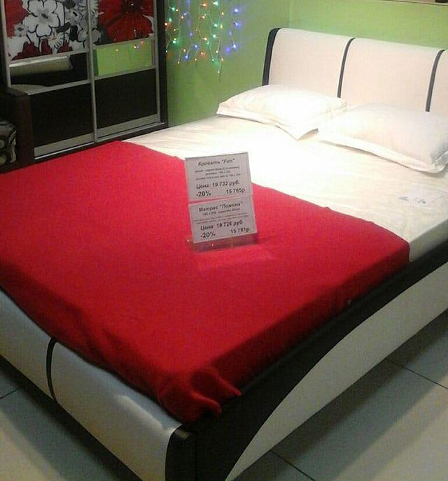 Кровать FUN